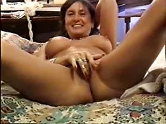 Kinky mature whore deepthroats big cock in pov in real amateur sex